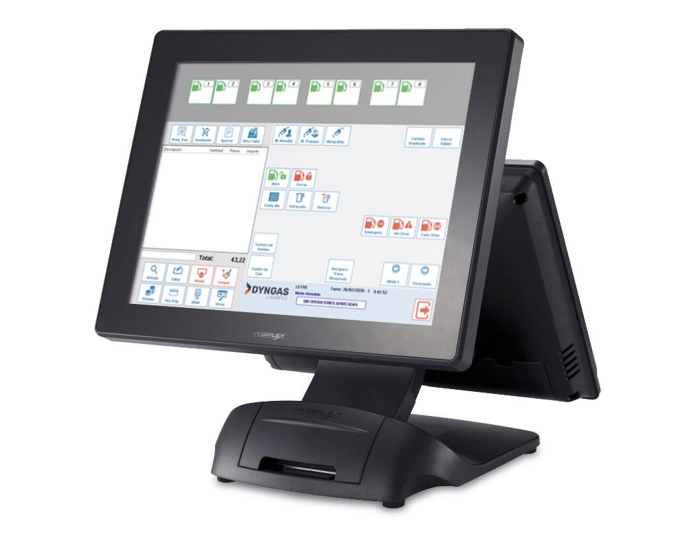 Software para TPV de estaciones de servicio y gasolineras 2